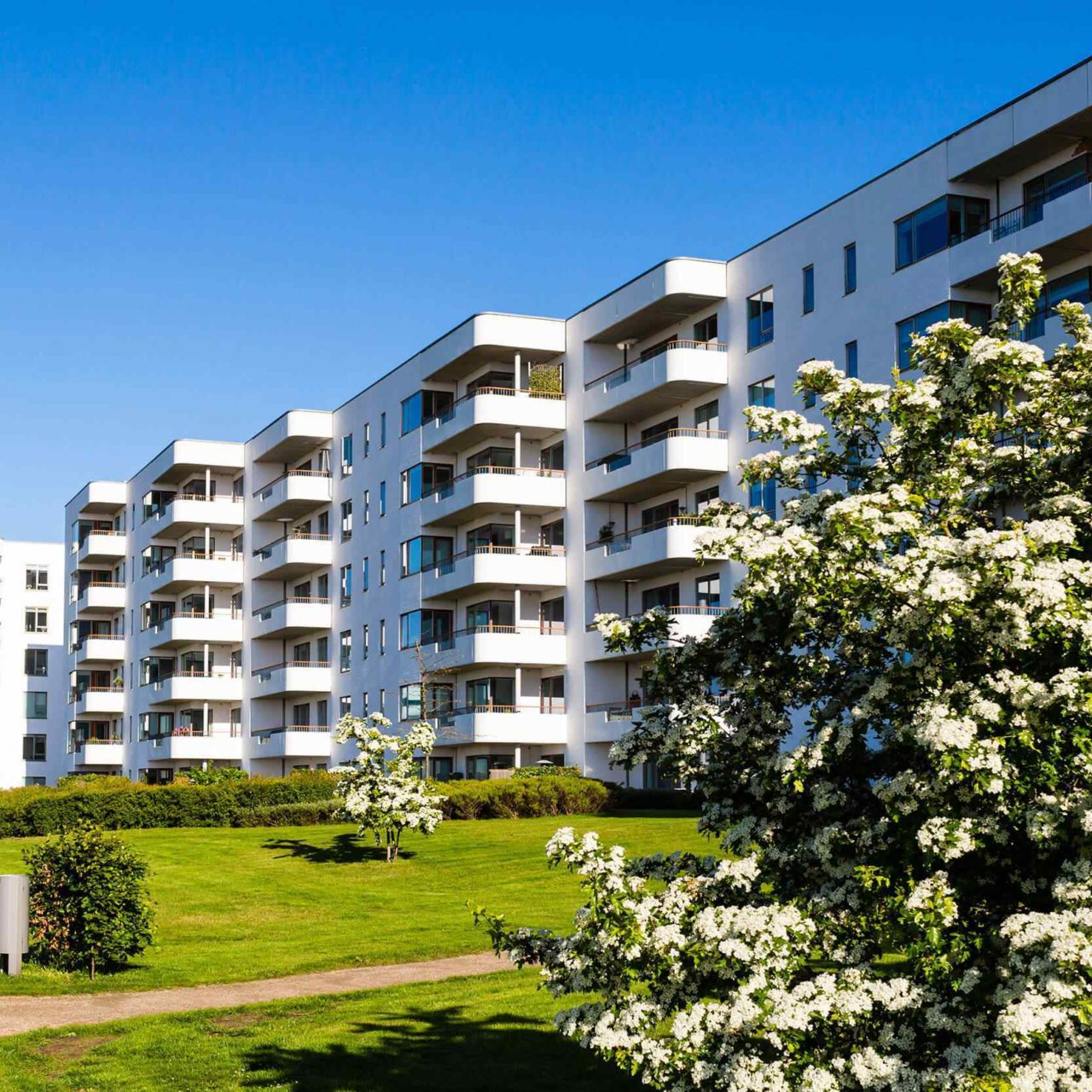 New apartment community building announced