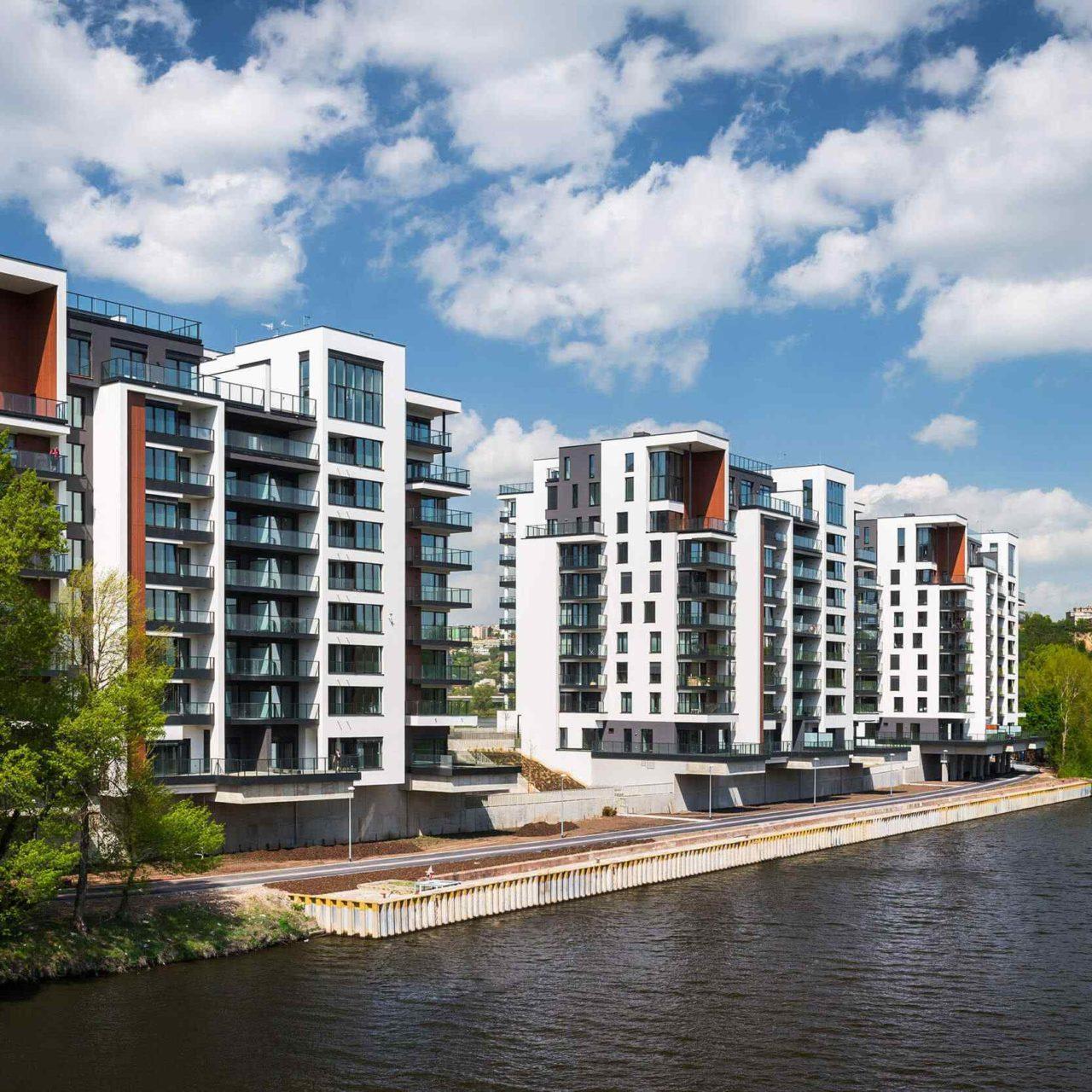 Laguna residential block case study